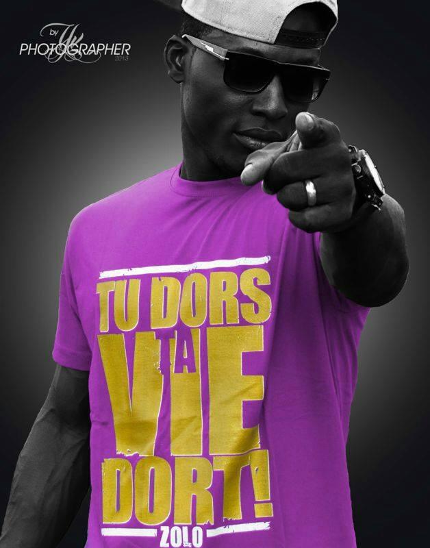 Photo of Pol'anry Franck Ndoumbe Moukouri : « Tu dors ta vie dort » appelle la jeunesse camerounaise au travail