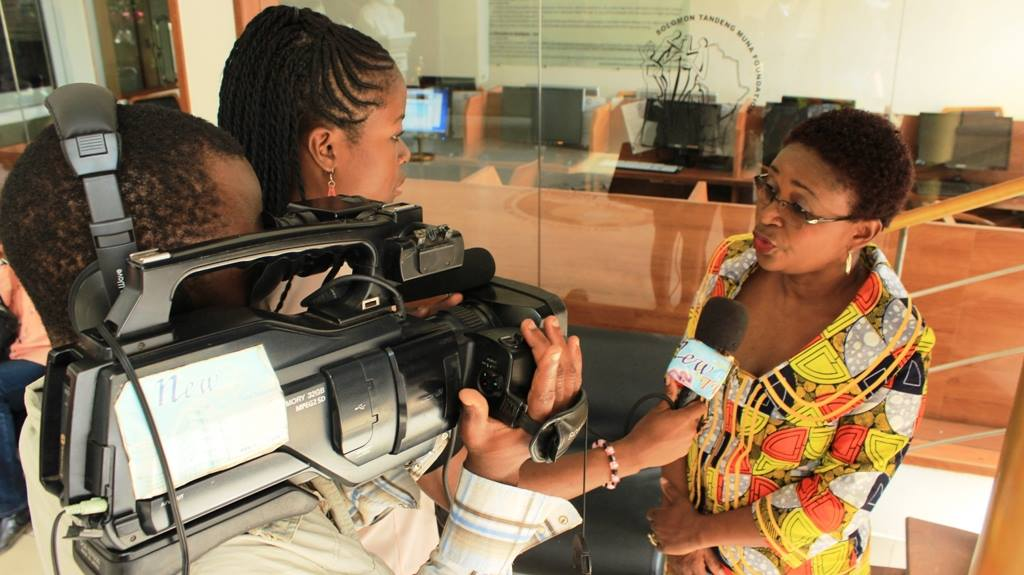 Photo of Solange Amougou : «La culture camerounaise a un problème »