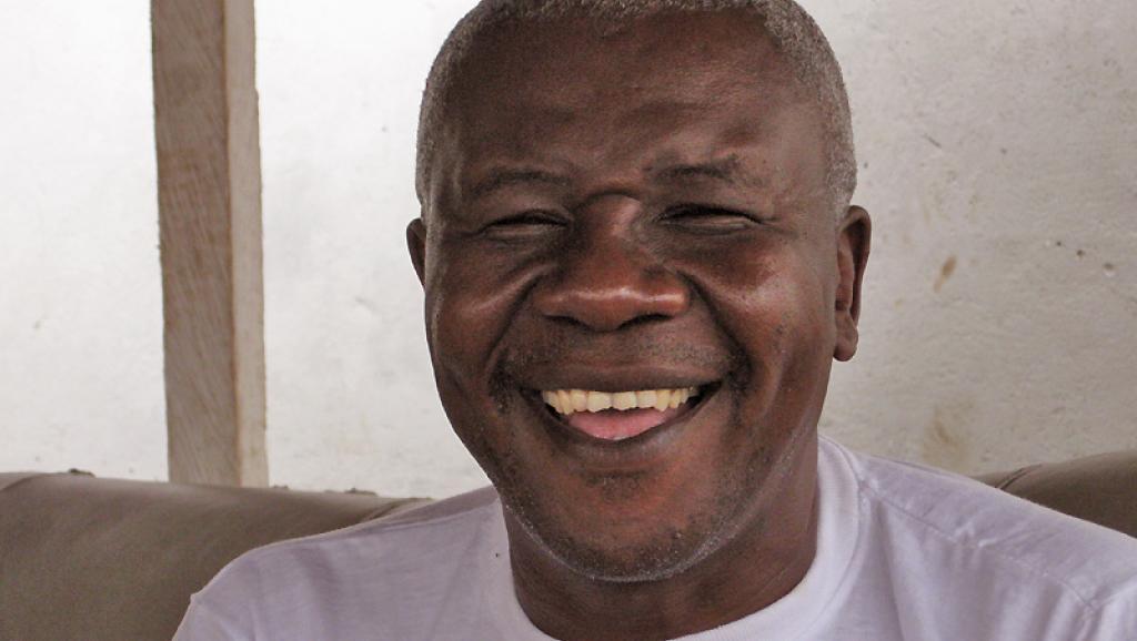 Photo of Lapiro de Mbanga, artiste engagé