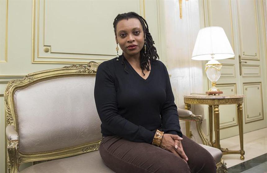 Photo of Le prix Femina est revenu à la Camerounaise Léonora Miano