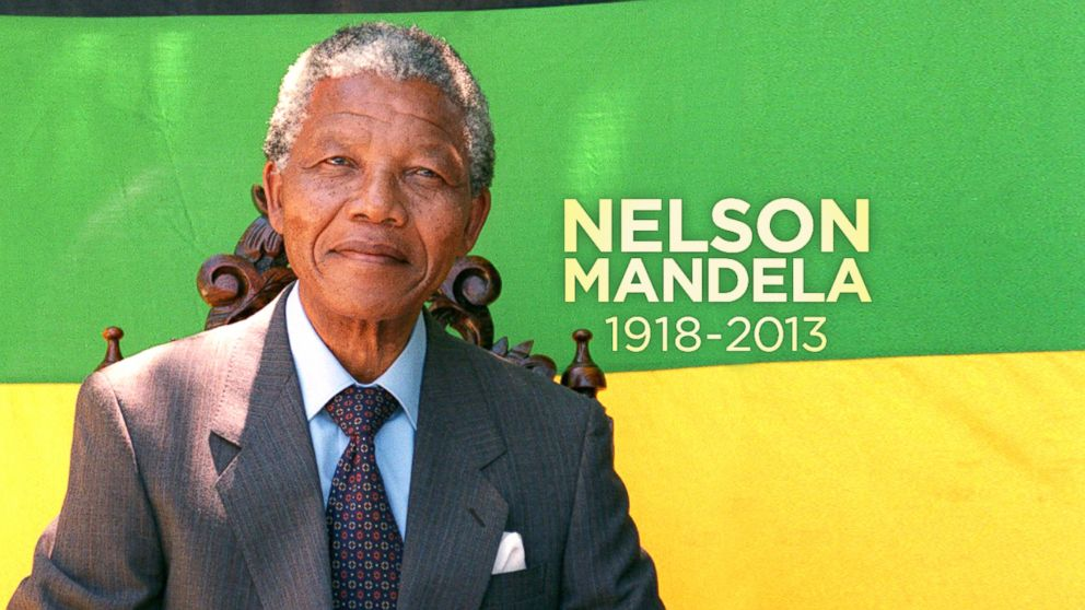culture people nelson mandela