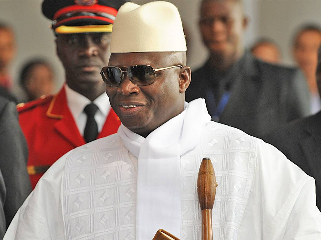 gambie le pr sident jammeh va remplacer l anglais par une autre langue nationale culturebene. Black Bedroom Furniture Sets. Home Design Ideas