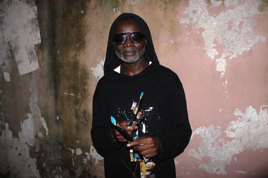 Photo of PAKO : « Pour moi, les hommes sont des tableaux ambulants »