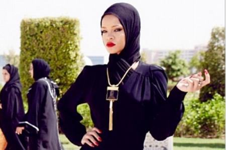 Rihanna fille se battre