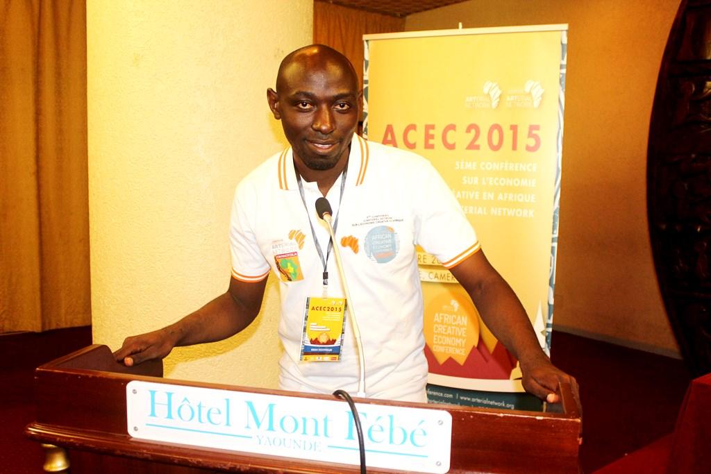 Photo of Ebah Essongue : « Nous sommes tous des bénévoles à Arterial Network »