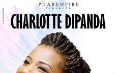 Charlotte Dipanda en concert ce 10 Septembre à l'Olympia