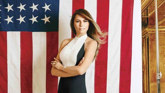 Photo of De mannequin à première Dame…Qui est Meliana Trump?