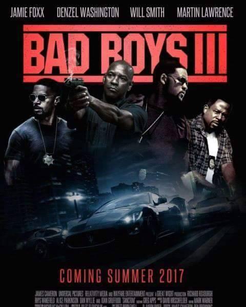 Bad Boys 3: Denzel Washington Et Jamie Foxx Pour Encore