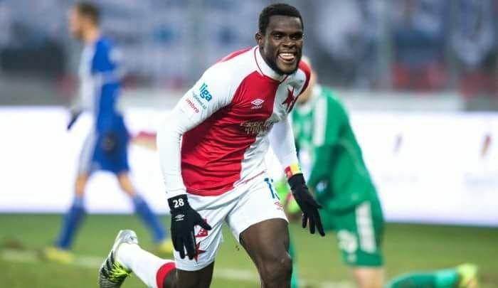 Photo of Lion Indomptable en club : Michael Ngadeu-Ngadjui inscrit un triplé