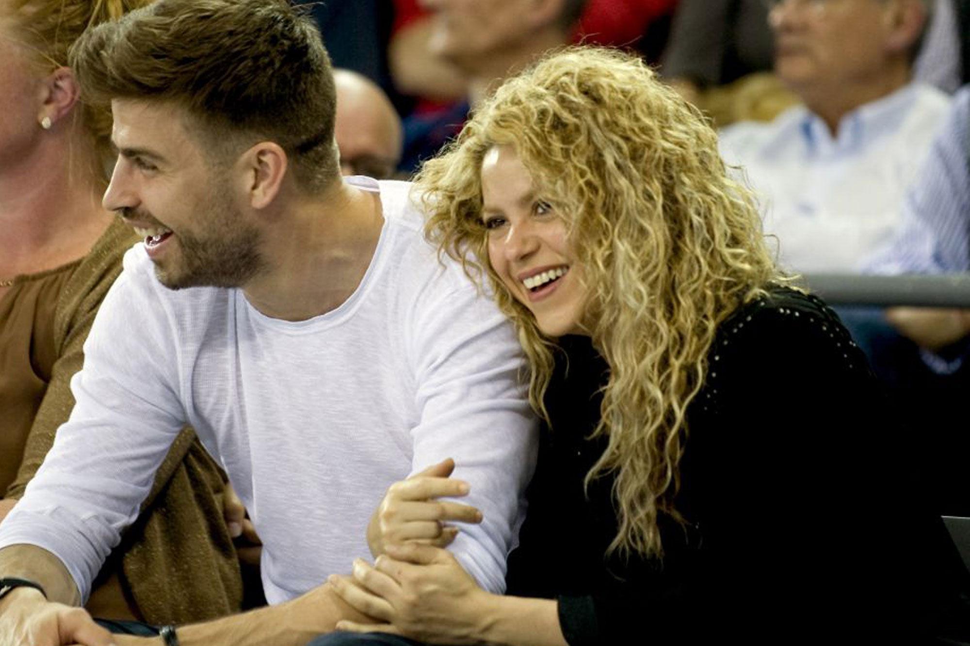 Photo of Shakira et Gérard Piqué toujours en couple