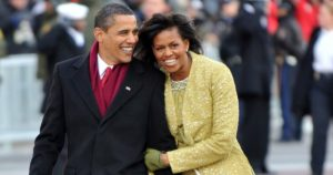 Barack et Michelle Obama se lancent dans le cinéma !