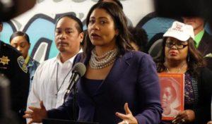 London Breed, la première femme noire à être élue maire de San Francisco !