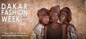 Dakar Fashion Week 2018 : du 20 au 24 Juin