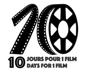 Cinéma : Résultats du Concours « 10 Jours pour un film »