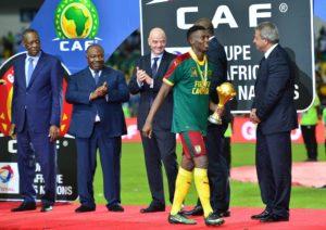 Lions Indomptables : Moukandjo prend sa retraite internationale et tacle Seedorf