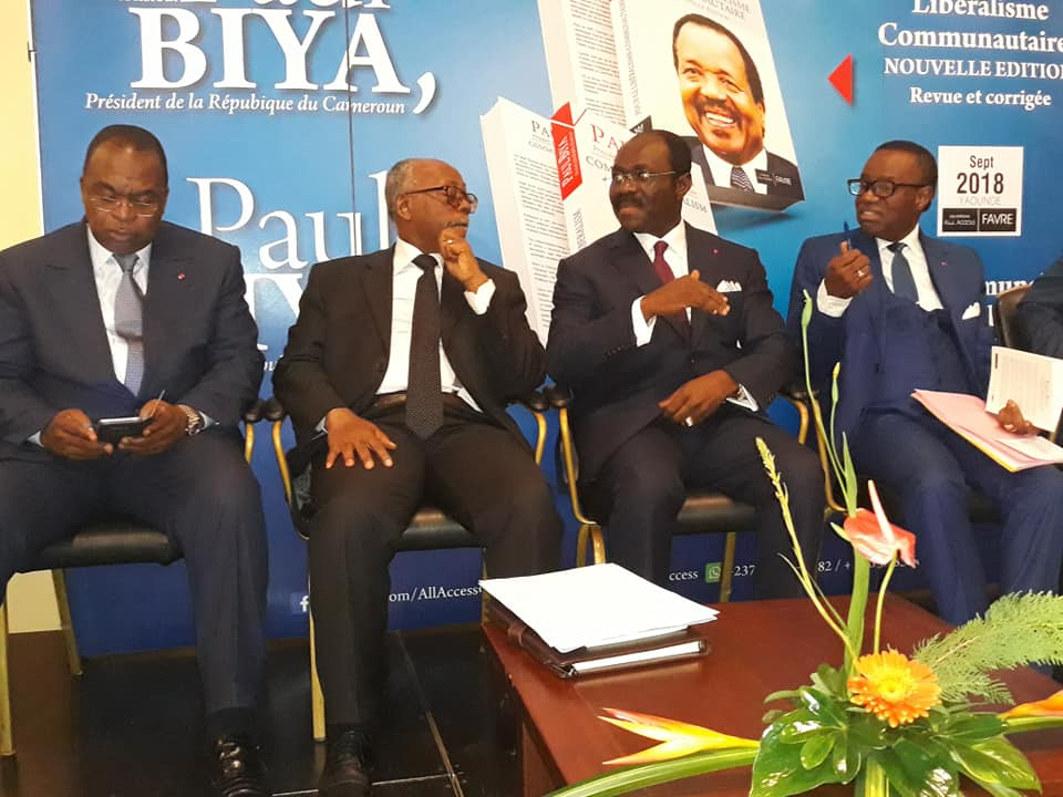 le libéralisme communautaire de paul biya