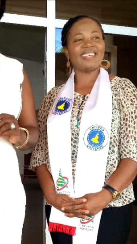 Présidentielle 2018 : Qui est Murielle Peggy Bilounga, l'épouse du candidat de l'Univers, Cabral Libii ?