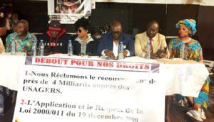 Droit d'auteurs : Les artistes réclament 4 milliards de franc cfa