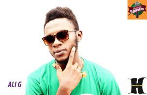 À la decouverte du rappeur et beat maker Ali-G Carter