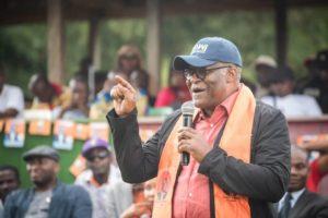 Élection présidentielle: depuis le début de la campagne , Akéré Muna affirme avoir déjà dépensé plus de 800 millions de fcfa
