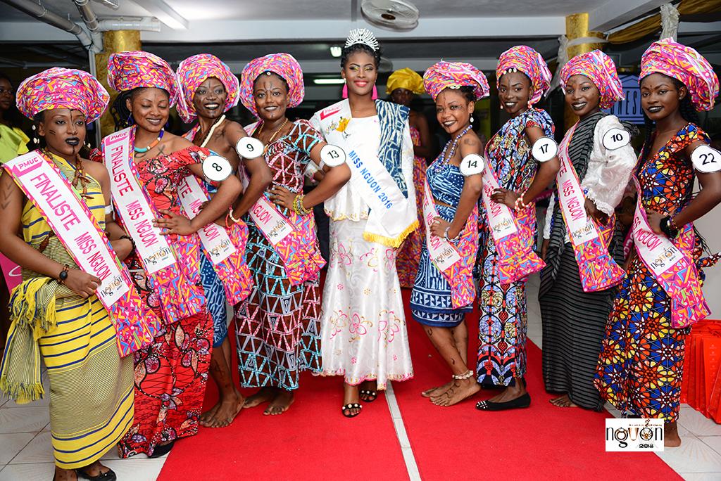 Photo of Election Miss NGUON 2018: Voici les 08 finalistes du Littoral !