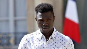 Mamoudou Gassama est officiellement un citoyen Français !
