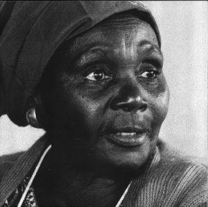 Ils nous ont quittés : Anne Marie Nzie (1932 – 24 Mai 2016)