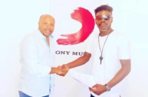 Ariel Sheney signe chez Sony Music Entertainment Africa !
