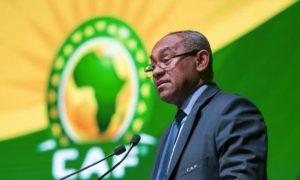 Ahmad Ahamad pourrait retirer la CAN 2019 au Cameroun après le 07 Octobre