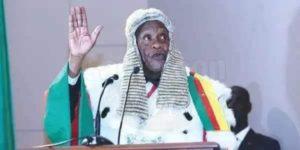 Tout savoir sur Clément Atangana, le président du Conseil Constitutionnel…