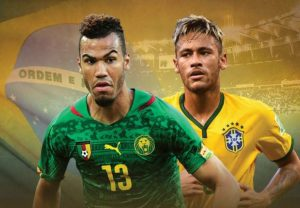 Match amical : Brésil – Cameroun le 20 novembre 2018