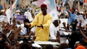 Élection présidentielle : Cabral Libii annonce qu'il fera des grandes révélations