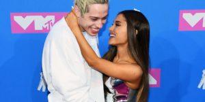 Ariana Grande et Pete Davidson annulent leurs fiançailles !