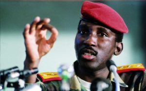 Thomas Sankara, le « Che » africain, assassiné un 15 octobre