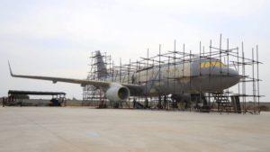 Un Paysan Chinois Fabrique Un Avion !