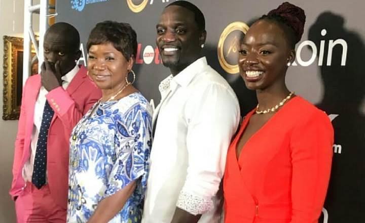 Khady Thiam Gueye, La Femme Derrière Le Succès De L'artiste Akon !