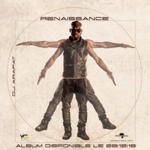 « Renaissance », le nouvel album de DJ Arafat dans les bacs le 28 Décembre