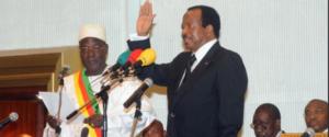 » J'invite les sécessionnistes à déposer les armes » dixit Paul Biya