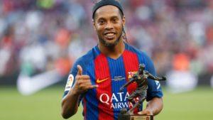 L'ancien ballon d'or Ronaldinho serait totalement ruiné !