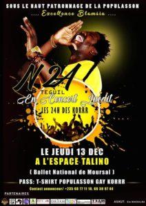 Inédit : N2A Teguil lance les 24h de Korrr ce 13 décembre à Ndjamena