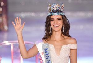 La Mexicaine Vanessa Ponce de Leon a été élue Miss Monde 2018
