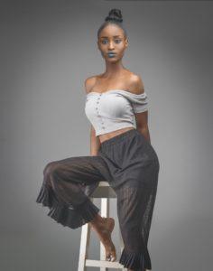 Oriane FOUDA : le début d'une carrière de Model photo professionnel
