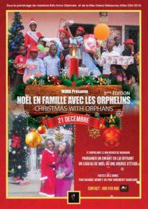 MIMA annonce la 3ème édition du Noel en famille avec les orphelins''