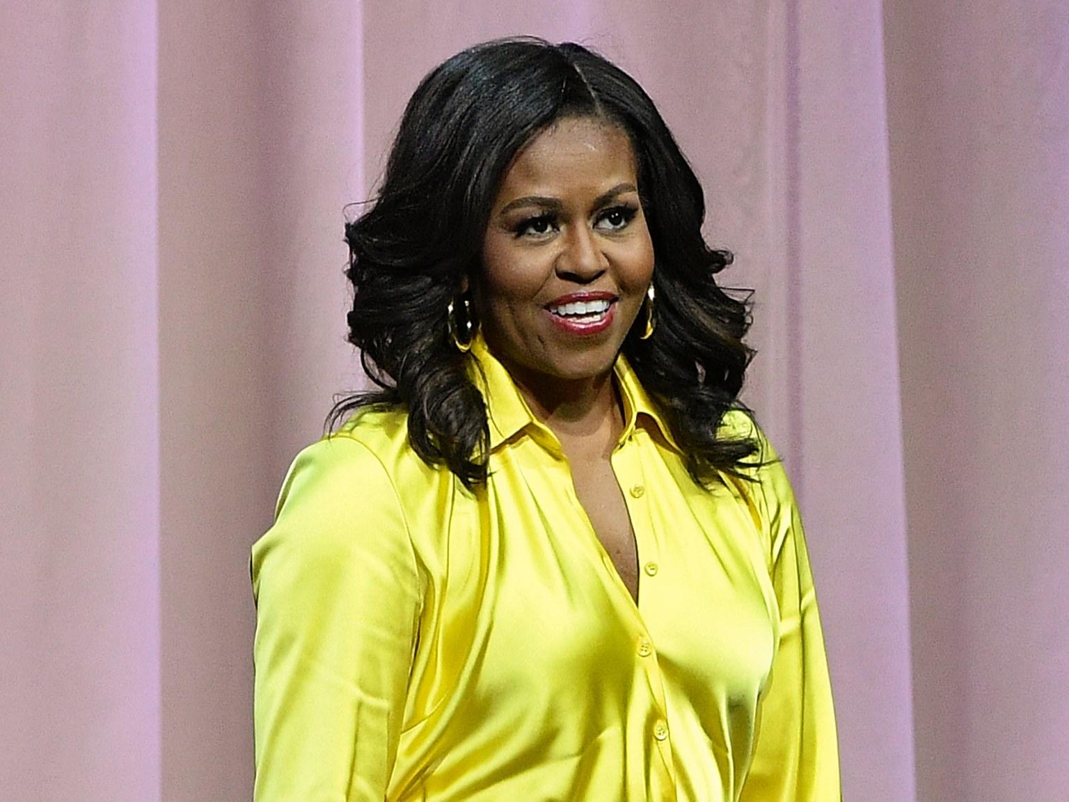 Photo of Michelle Obama, femme la plus admirée des Etats Unis