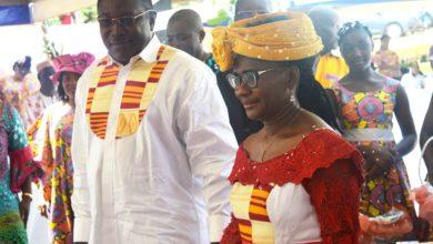 Photo de People : En Images, la cérémonie de mariage du Directeur Général du FIMBA