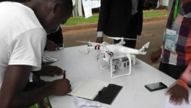 Photo de Les premiers drones civils fabriqués par des camerounais seront commercialisés bientôt