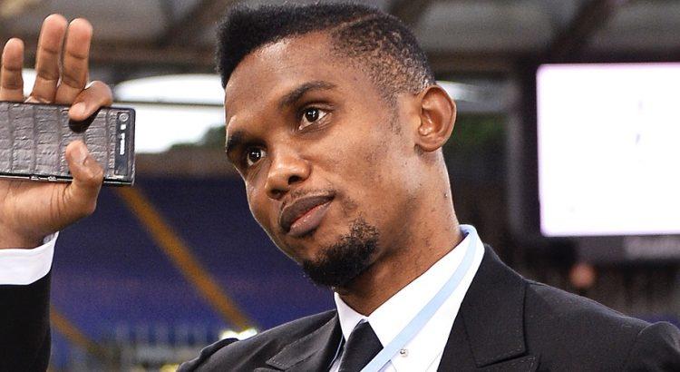 L'Inter De Milan Choisit Samuel Eto'O Comme Ambassadeur Pour Une Lutte Anti-Racisme !
