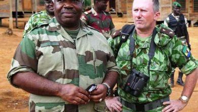 Photo de Lee White nommé Ministre au Gabon par le Président Ali Bongo !