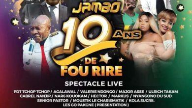 Photo of La République Du Jambo célèbre ses 10 ans en mode humour