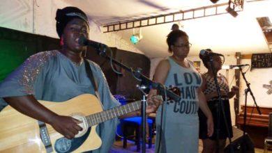 Photo of Doris Meli présente en spectacle son premier album intitulé ''La'' à la Case des Arts de Yaoundé ce samedi 02 novembre 2019 !